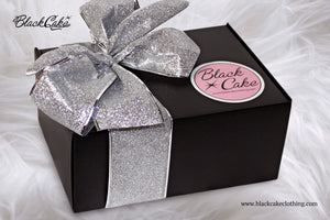 BLACK CAKE ZODIAC GIFT SETS