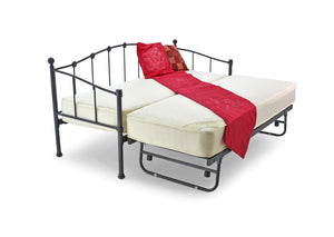 Paddington Day Bed & Underbed Frame complete with Mattresses Bundle Deal