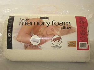Pair of Luxury Memory Pillows