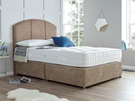 Fulmer 1000 Pocket Memory Divan Bed