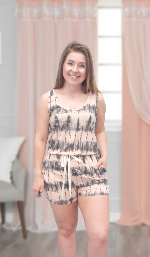 Billie- Romper