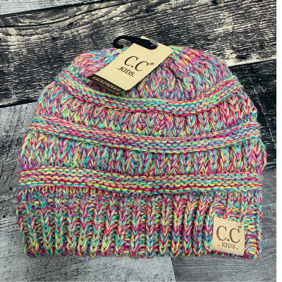 Kids Original Beanie - Rainbow