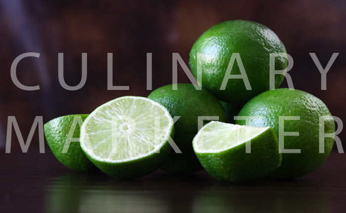Stock Image of Limes