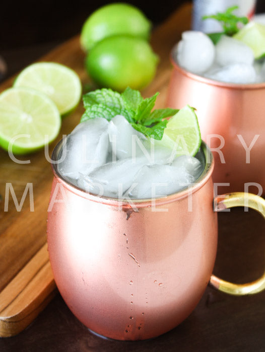 Moscow Mule Stock Image