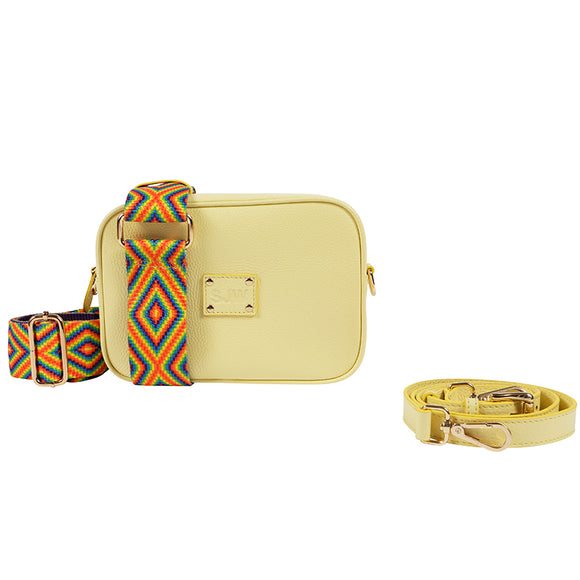 LITTLE VENICE  BAG-LIGHT YELLOW