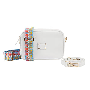 LITTLE VENICE BAG-WHITE