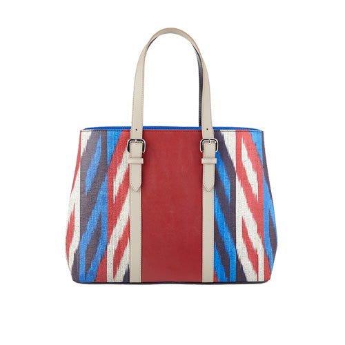 LORD'S IKAT BAG