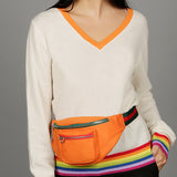 PAULA BELT BAG  - ORANGE