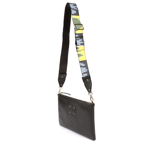 TOWNSHEND CLUTCH/BAG-BLACK