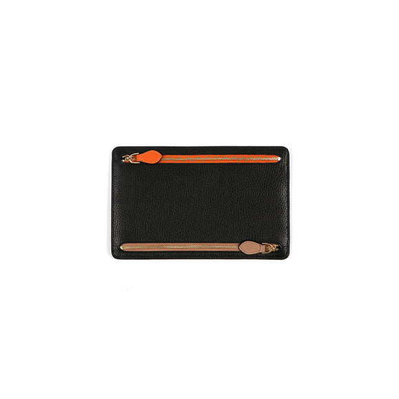 WELLINGTON WALLET  - BLACK