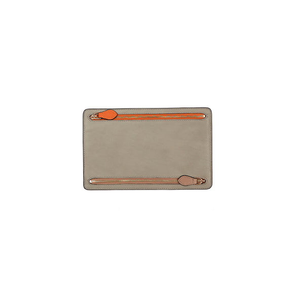 WELLINGTON WALLET  - GREY