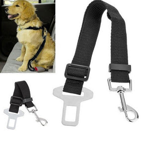Harness Leash Clip Pet Dog Car Belt