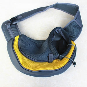 Breathable Pet Dog Carrier Travel Tote Single Shoulders Bag
