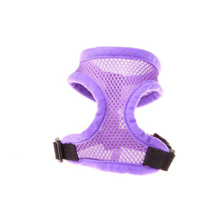 Soft Breathable Dog Harness Nylon Mesh Vest Harness for Dogs