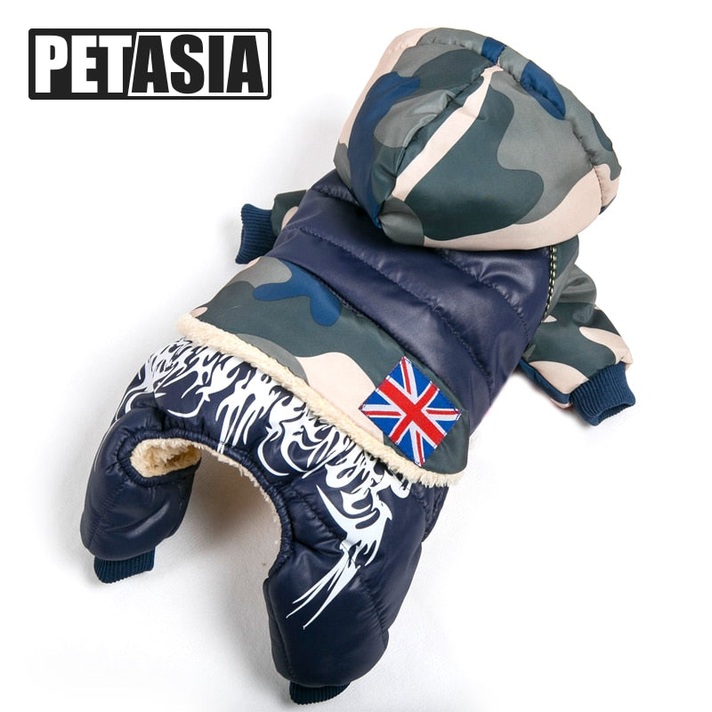 Pet Dog Clothes Winter Dog Coats Jacket