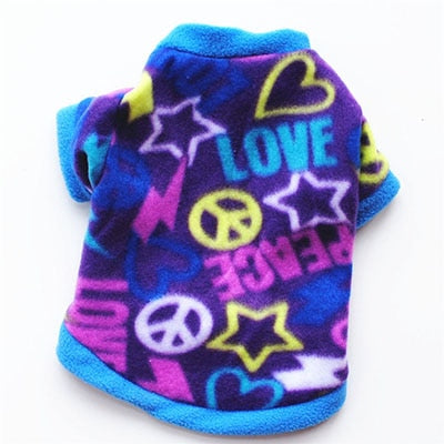 Pet Cat Clothes Cute Cat Hoodies Coat