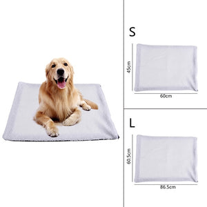No Electric Blanket Super Soft Puppy Kitten Blanket Beds Mat