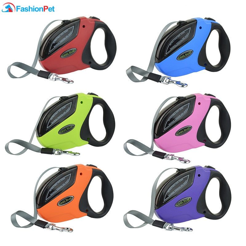5M 50KG Pet Retractable Leash
