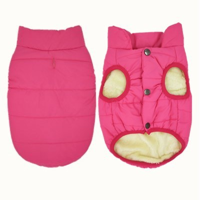 Winter Windproof Warm Dog Clothes Coat