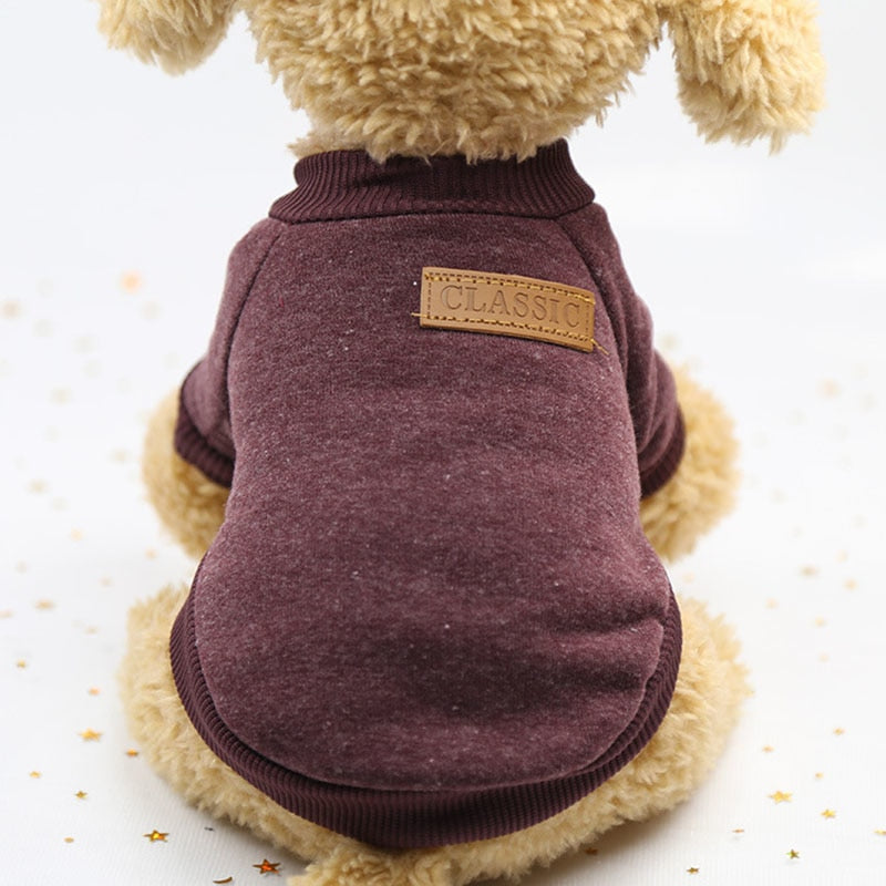 Puppy Dog Cat Hoodies Sweater Shirt