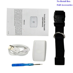 MiNi Waterproof Pets GSM GPS Locator Tracker