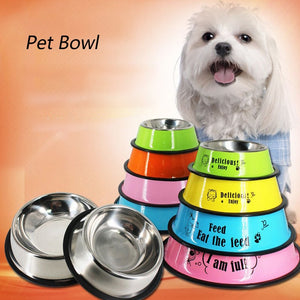Travel Feeding Feeder Water Bowl