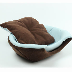 Foldable Soft Warm Pet Cat Bed Dog Bed