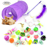 Pet Kit Collapsible Tunnel Cat toy