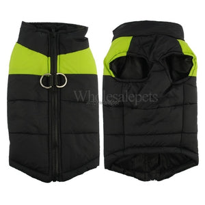 Waterproof Warm Pet Vest Jacket