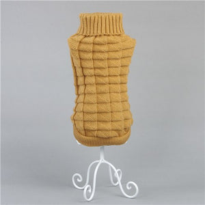 Winter Warm Pet Cat Clothes for Small Cat
