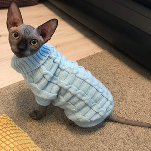 Leisure Pet Cat Sweater