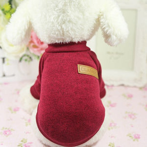 Classic Fashion Winter Warm Cat Clothes