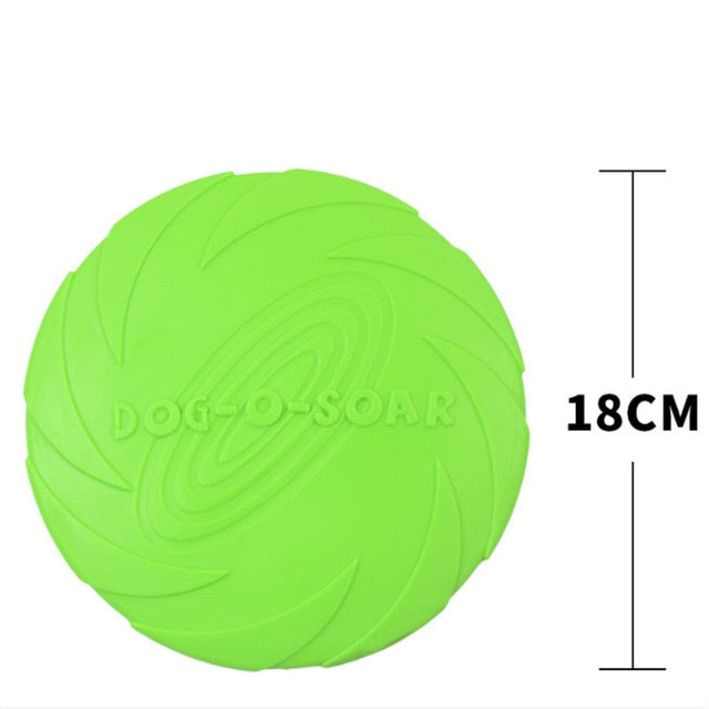 Dog Flying Discs Trainning Puppy Toy