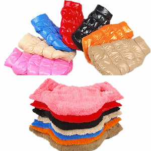 Winter Dog Clothes for Dogs Large Clothing