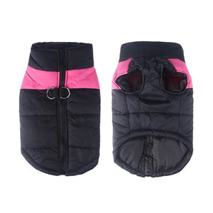 Winter Pet Dog Clothes Warm Big Dog Coat