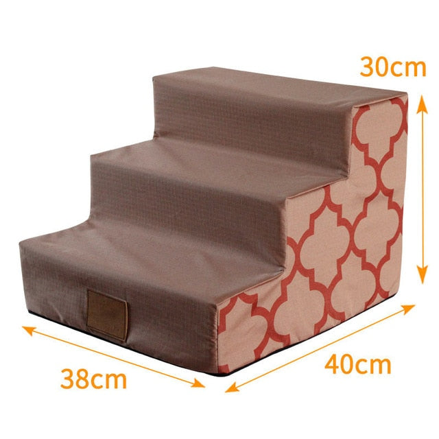 Waterproof Pet Climbing Ladder Bed Cushion Mat