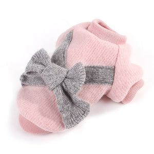Autumn Winter Warm Pet Cat Clothes