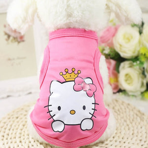 Warm Pet Clothes For Cats