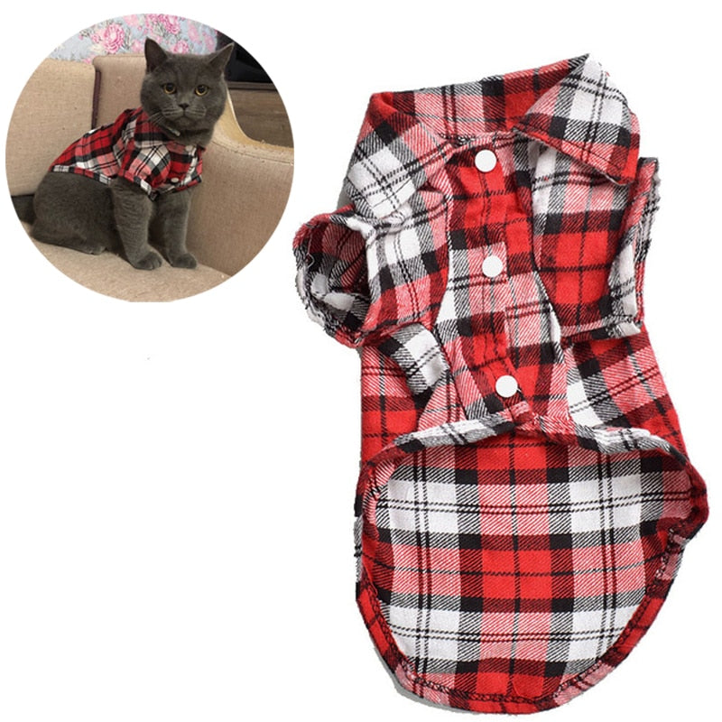 Pet Cat Clothes For Small Cats