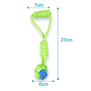Knot Puppy Chew Teething Toy