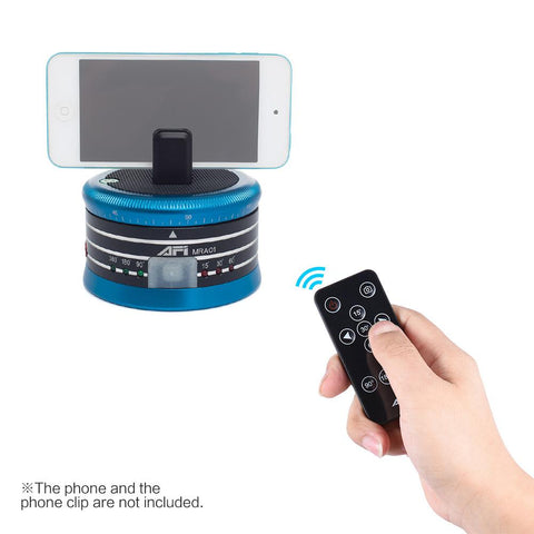 Ze360 Electric Panorama Tripod Head