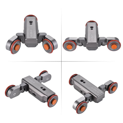 ZeGear Electric Motorized 3-Wheel Pulley for DSLR / Phone