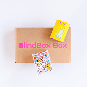 Mini - 2 Blind box each month