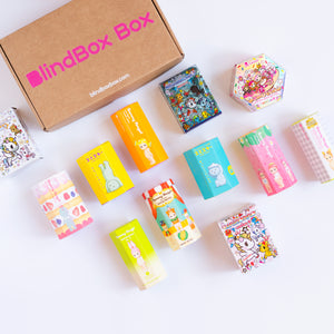 Deluxe - 12 Blind box each month