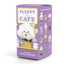 Mr. White Cloud 3 - Fluffy Cafe