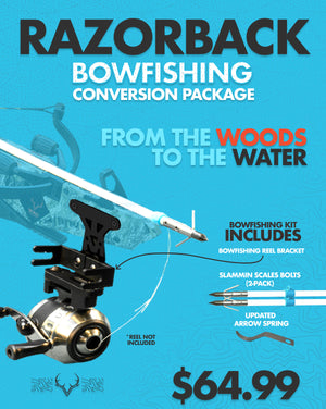 Razorback Bowfishing Essentials Package