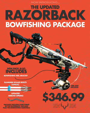 Razorback Ultimate Bowfishing Package