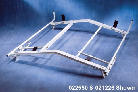 Locking Ladder Rack Upgrade for Step/Combination Ladders - Full Size Vans | Masterack | Drake Equipment