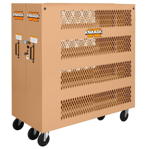 Model 100-MT Tool Kage™ Rolling Cabinet | KNAACK® | Drake Equipment