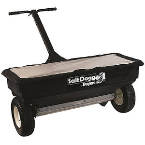 SaltDogg 2.5 Cubic Foot Drop Spreader
